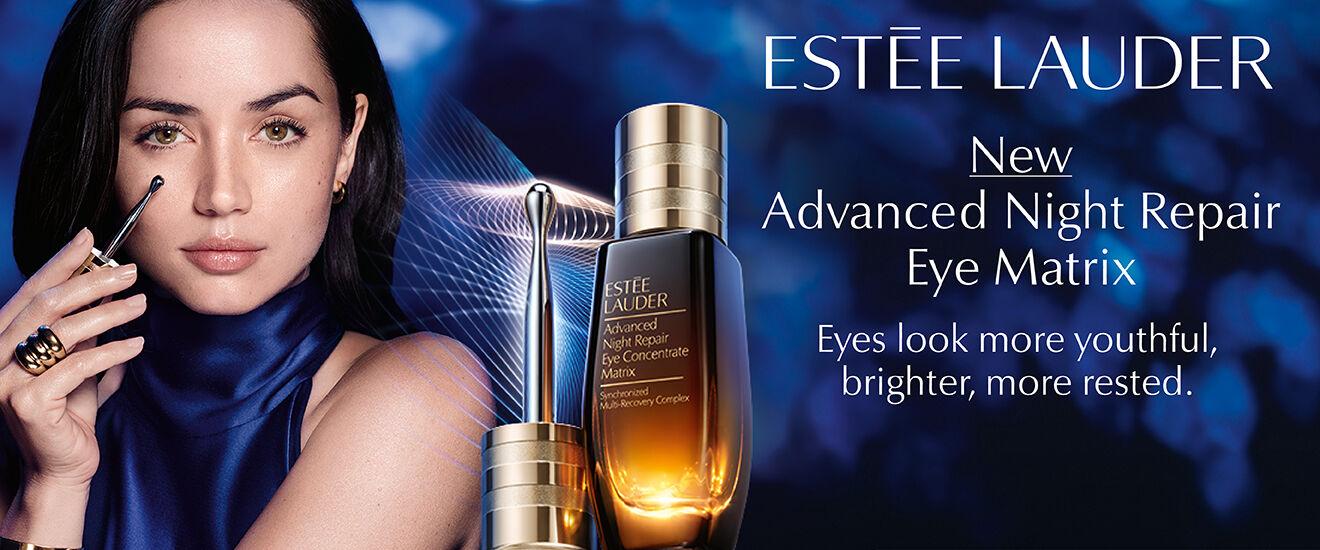 Estee Lauder Homepage July21