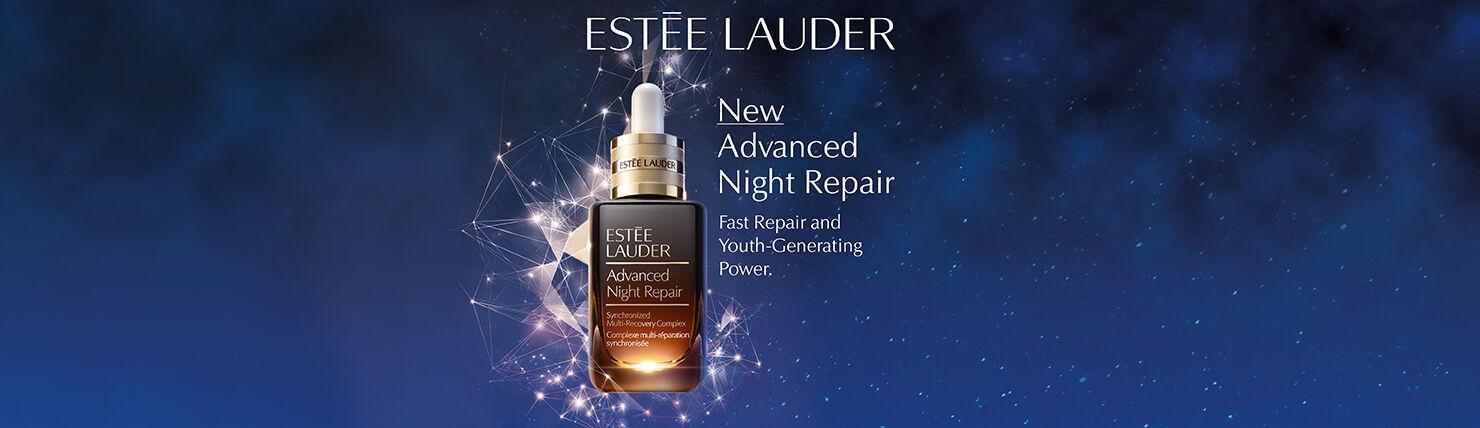 Estee Lauder Homepage 1
