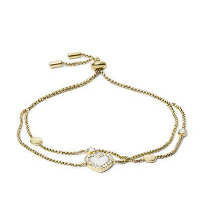 Bracelet Ld Vintage Glitz Gold, , hi-res