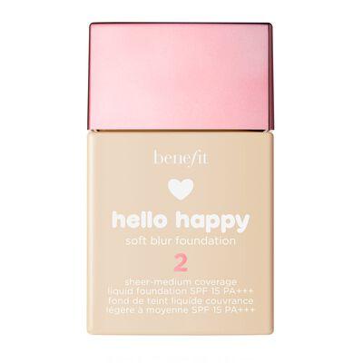 Hello Happy Soft Blur