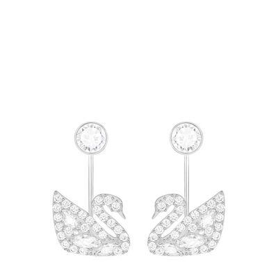 Swan Lake Pierced Earring Jackets