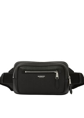 Grainy Leather Bum Bag