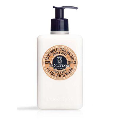 Luxury Size Ultra Rich Hand & Body Wash, , hi-res