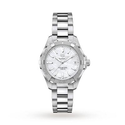 Aquaracer Quartz 32mm Ladies Watch