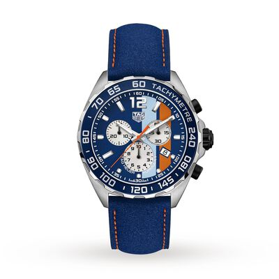 Formula 1 Gulf Chronograph Special Edition Mens Watch