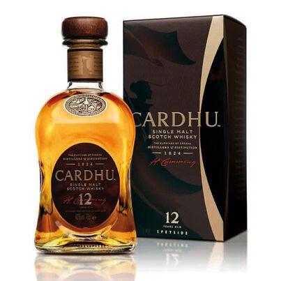 12 Year Old Single Malt Scotch Whisky, , hi-res