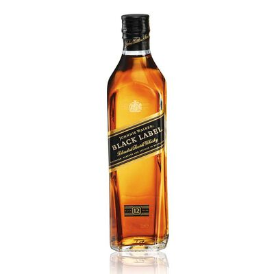 Black Label Aged 12 Year Old Blended Scotch Whisky
