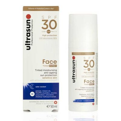 Tinted Face SPF30
