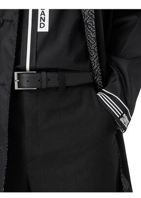 Grainy Leather Belt, , hi-res