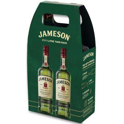 Original Irish Whiskey Ireland Twinpack