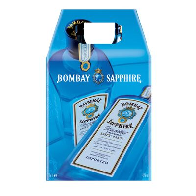 Dry Gin Duo Pack