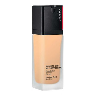 Synchro Skin Self-Refreshing Custom Finish Power Foundation 160 Shell