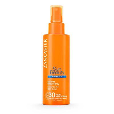 Sun Beauty Oil Free Milky Spray SPF30