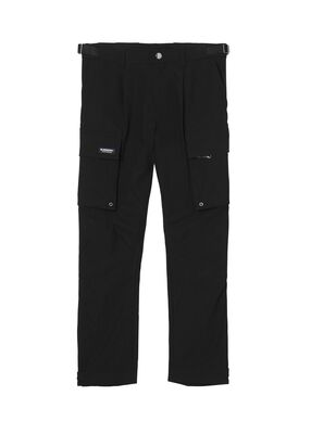 Technical Cotton Cargo Trousers