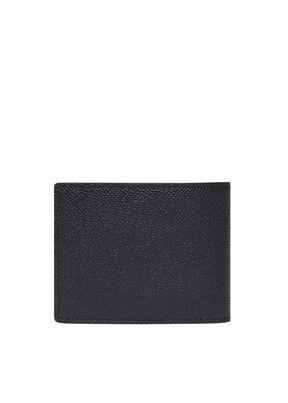 Grainy Leather Bifold Wallet, , hi-res