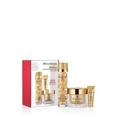 Ceramide Restorative Skincare Solutions Set