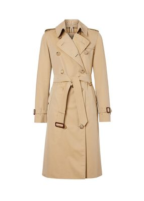 The Long Kensington Heritage Trench Coat