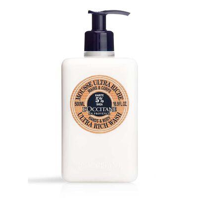 Luxury Size Ultra Rich Hand & Body Wash