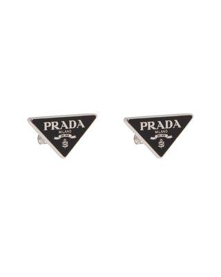 Prada Symbole earrings