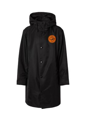 Shark Graphic Technical Twill Parka