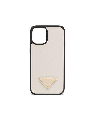 Saffiano cover for iPhone 12 Mini