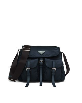 Nylon Shoulder Bag