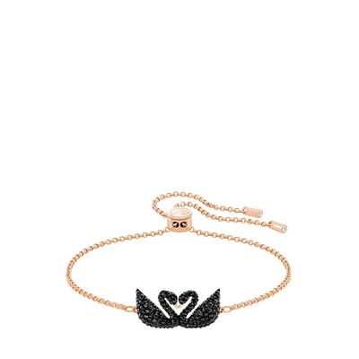 Iconic Double Swan Bracelet
