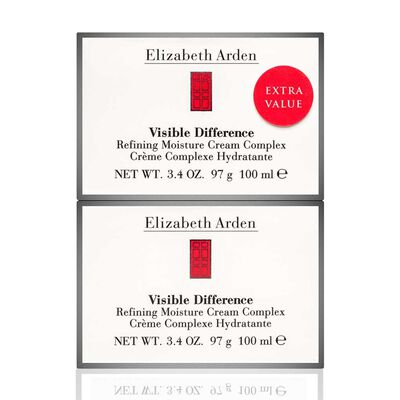 Visible Difference Refining Moisture Cream Complex Duo