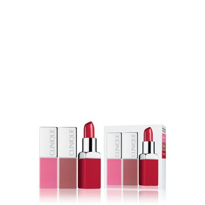 Pop Lip Colour + Primer Trio