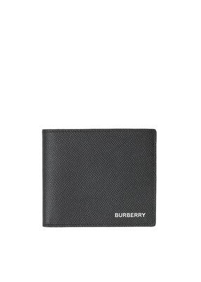 Grainy Leather International Bifold Wallet