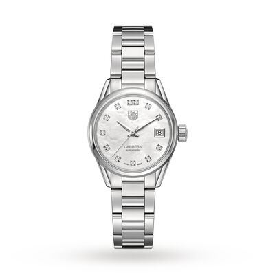 Carrera 28mm Automatic Ladies Watch