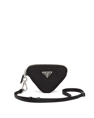 Re-Nylon mini pouch
