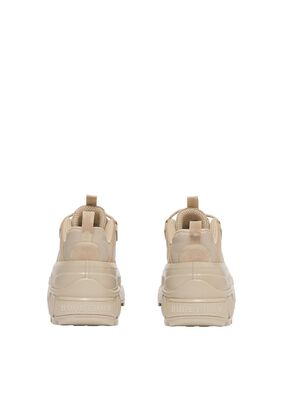 Suede and Leather Arthur Sneakers, , hi-res