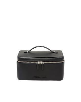 Saffiano leather pouch