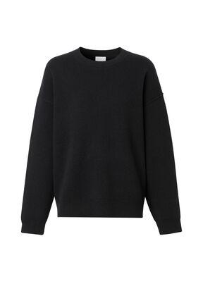 Monogram Motif Cashmere Blend Sweater, , hi-res