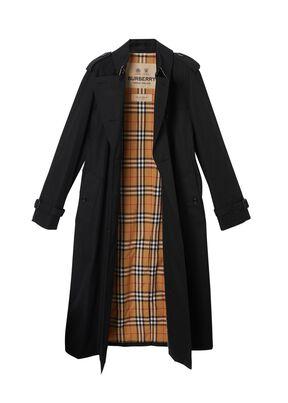 The Long Waterloo Heritage Trench Coat, , hi-res