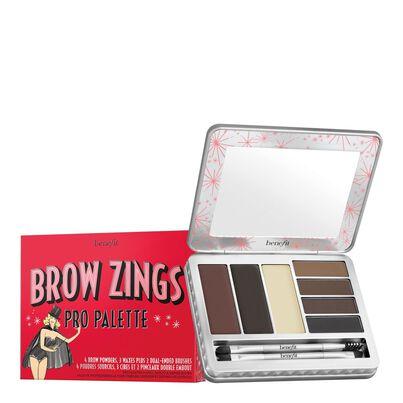 Brow Zings Pro Palee Medium Deep Set, , hi-res
