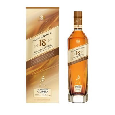 18 Year Old Blended Scotch Whisky