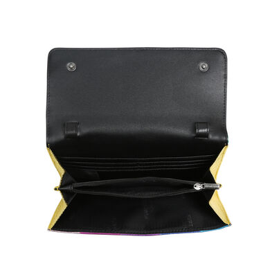 K Stripe Chain Wallet, , hi-res