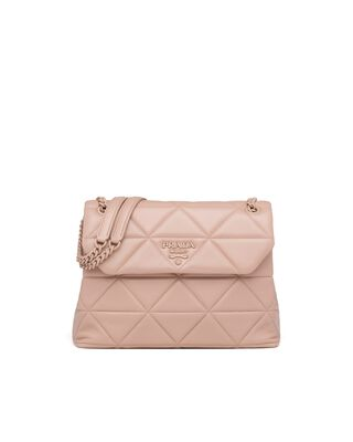 Large Nappa Leather Prada Spectrum Bag