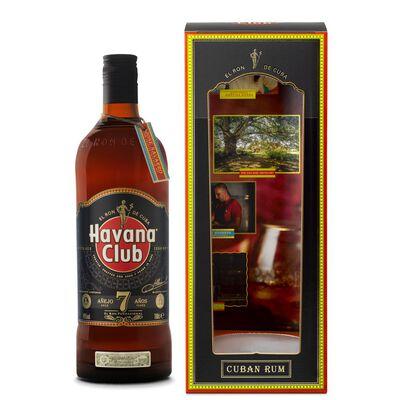 7 Year Old Dark Cuban Rum