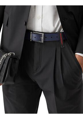 Reversible Grainy Leather Belt, , hi-res