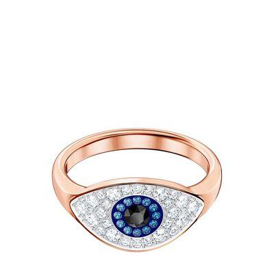 Duo Evil Eye Ring