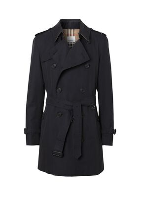 The Short Wimbledon Trench Coat