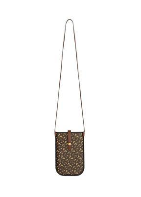Monogram E-canvas Anne Phone Case with Strap, , hi-res