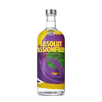 Passionfruit Flavoured Vodka Limited Edition