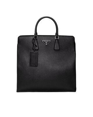 Saffiano Leather Prada Galleria bag