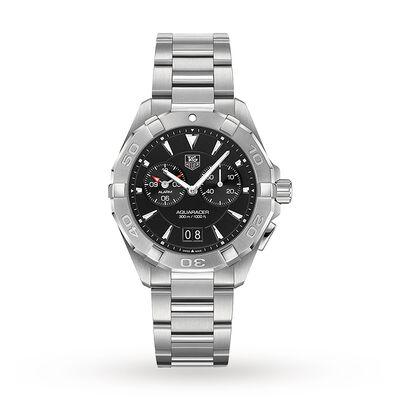 Aquaracer 41mm Quartz Mens Watch