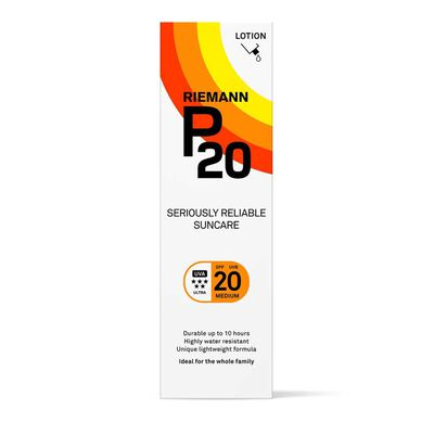 Once a Day Sun Protection SPF20