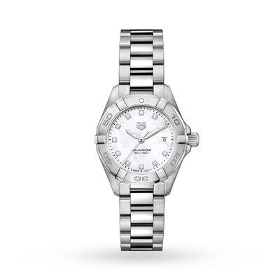 Aquaracer Quartz 27mm Ladies Watch
